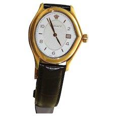 Estate Vesdace Rose Gold 20Q Watch