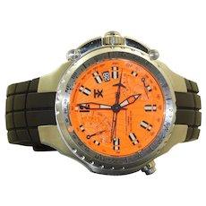 Estate Timex Technoluxury Flyback Chronograph