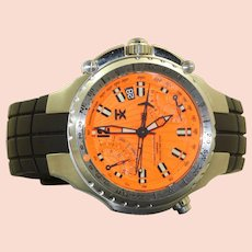 Estate Timex Technoluxury Flyback Chronograph