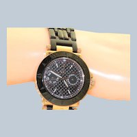 Estate Guess Collection Water Resistant Quartz Watch
