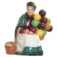 "Estate Find Royal Doulton ""Old Ballon Seller"" HN 1315"