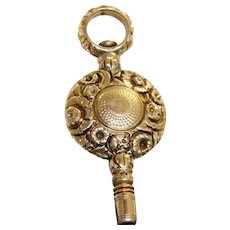 Late 19th Century Repose Watch Key or Pendant/Fob