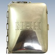 Sterling WHSCO Coin Cigarette Purse