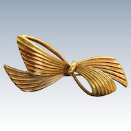 Estate Tiffany Germany Bow Brooch