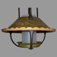 Monterey Style Lantern Pendant Light Fixture - 2 available