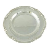 Fine French Sterling Silver Tray or Platter, ODIOT,  Paris Late 19th Century