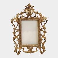 Antique  Gilt Bronze  frame, 19th century