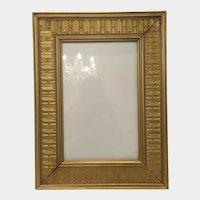 Art Deco Gilt Wood frame, ca. 1930