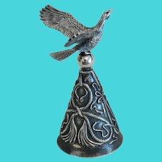 Antique Russian silver beaker, late 19th century