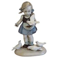 Vintage porcelain figurine, ca. 1920