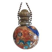 Antique Murano glass scent bottle, ca. 1850