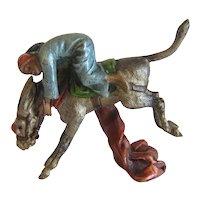 Antique Vienna Bronze figure, early 20th century