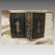 """Antique Italian prayer book """"L´asilo dell´anima"""" dated at the 19th century"""