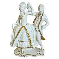 Vintage Schaubach Kunst porcelain figurine, 1st half 20th century