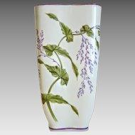 Porcelain vase Rosenthal Kunstabteilung Selb ,ca.1950