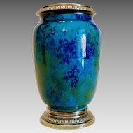 French Art Nouveau Sevres vase, signed Jean Milet, ca. 1910