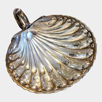 Antique Russian silver basket, hallmarked and dated 1867