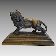 Antique Vienna Bronze paperweight, 19th century