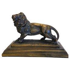 Antique Vienna Bronze paperweight, 19th century - Red Tag Sale Item