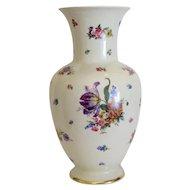 Vintage Seltmann porcelain vase, hand painted, ca. 1920