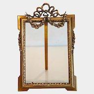 French Napoleon III Gilt Bronze frame, ca.1850