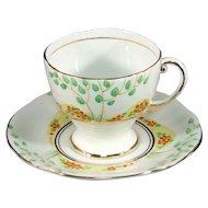 Royal Standard Demitasse Cup and Saucer