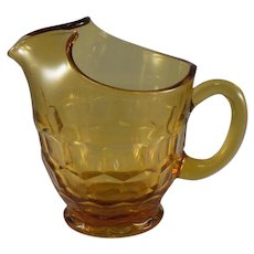 Viking Georgian Amber 30 Ounce Pitcher