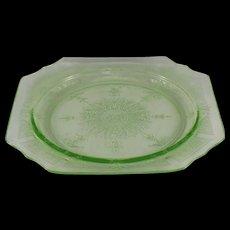 Anchor Hocking Princess Green Salad Plate