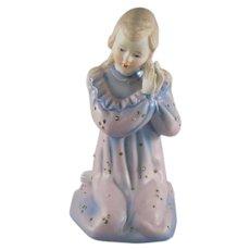 Lefton Girl Kneeling in Prayer 945