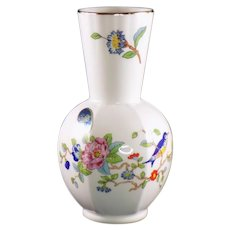 Aynsley Pembroke English Bone China Bud Vase