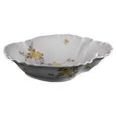 Haviland Oval Vegetable Bowl Schleiger 266