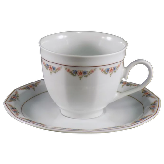 Winterling Bavaria Cup and Saucer Set