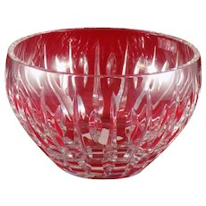 Waterford Marquis Collection Ariel Round Bowl
