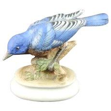 Lefton Blue Bird Bird Japan KW395