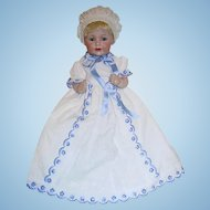 "Adorable 16"" Kestner 247 Hilda's Sister ~ Character Bisque Head German Baby Doll"
