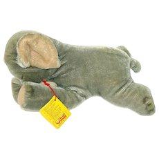 "Vintage Steiff 12"" Ele The Floppy Sleeping Elephant"