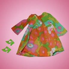 Mod Barbie Fashion ~  #1453 FLOWER WOWER ~ Mint/Complete