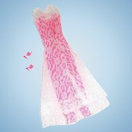 Mod 1968 Barbie Fashion ~ #1823 Jump Into Lace ~ M/C