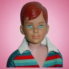 Vintage Barbie Family Doll ~ RICKY ~ Mint W/Wrist Tag, Accessories & Box