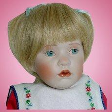 """Beatrice Perini ~ 12"""" Artist Doll DILETTA #7/50 ~ Mint"""
