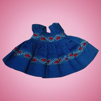 1953 1st Year MUFFIE Dress ~ #505 Muffie Enchanting