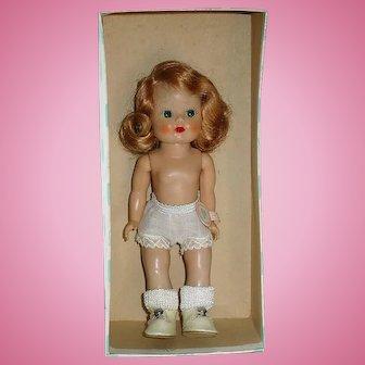 1953  Basic MUFFIE Doll ~ Strawberry Blonde ~ MIB