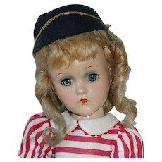 "14"" Madame Alexander ~ Composition Doll ~ AMERICA"