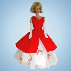 Vintage Barbie Fashion ~ #1667 BENEFIT PERFORMANCE ~ NMint/C ~ Outfit Only