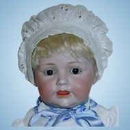 "16"" Kestner 247 Hilda's Sister ~ Character Bisque Head German Baby Doll"