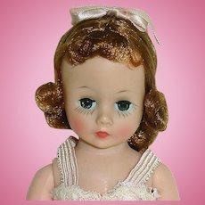 "Vintage Madame Alexander 9"" CISSETTE ~ Auburn Hair All Original"