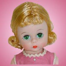 Vintage Alexander ~  BKW Alexander-Kin Doll in Pink #529 School Days