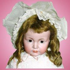 """Antique 25"""" Kammer & Reinhardt ~  K*R Mein Liebling 117A Doll"""
