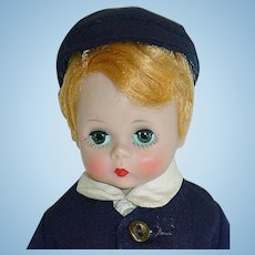 Vintage 1957 Madame Alexander ~ #397 PRINCE CHARLES Doll ~ All Original