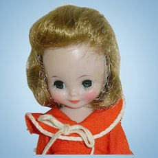 "Vintage 8"" American Character ~ BETSY MCCALL in At The Zoo"